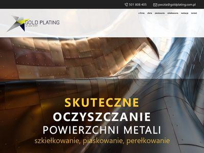 Firma Gold Plating- usługi galwaniczne