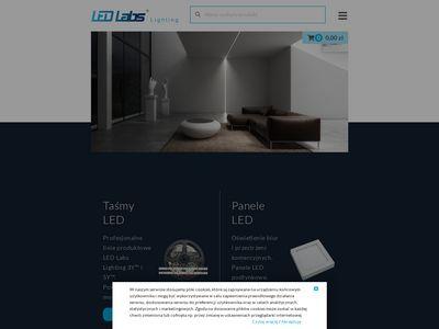 Oświetlenie LED - led-labs.pl