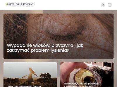Metaloplastyczny.pl - wyroby metalowe