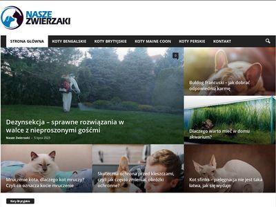 Baza wiedzy o zwierzętach - Nasze-Zwierzaki.pl