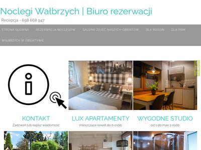 Noclegi Wałbrzych - hotele