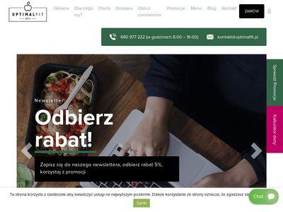 Optimalfit.pl - catering dietetyczny Kraków