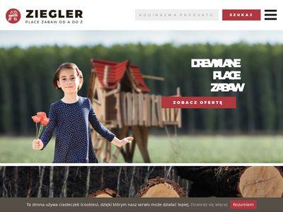Place-Zabaw.com - drewniane place zabaw producent