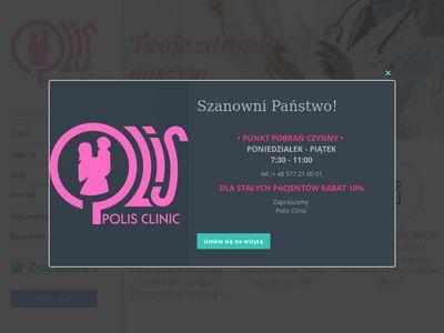 Neurolog Katowice - polisclinic.pl
