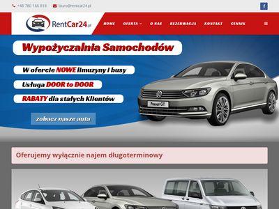 Wypożyczalnia samochodów Jelenia Góra - rentcar24