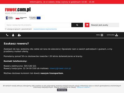 Rowery Szosowe - rower.com.pl