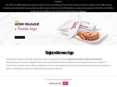 Sweet-corner.eu | Czekoladki firmowe