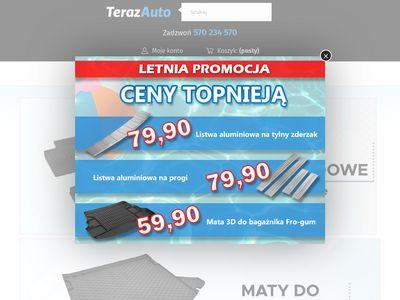 Sklep TerazAuto.pl
