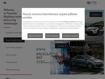 Toyota Sosnowiec - toyota-czajka.pl