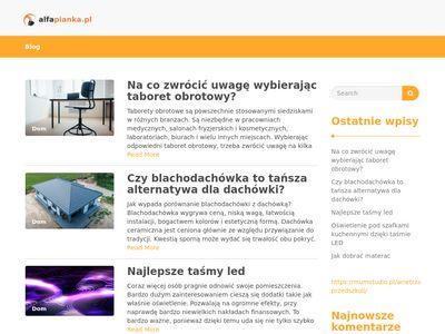 Www.alfapianka.pl - Izolacje natryskowe Katowice