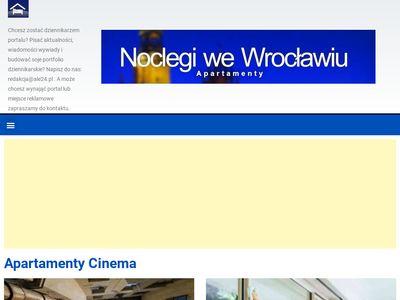 Apartamenty Cinema - Wrocław