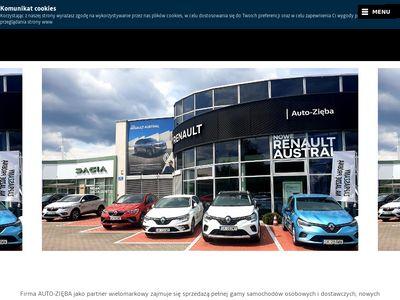 Auto-zieba.com.pl - sprzedaż i naprawa aut