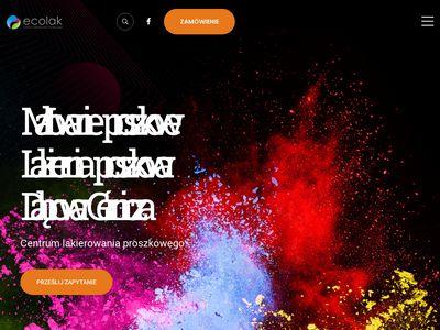 Malowanie Proszkowe Tarnowskie Góry - ecolak.pl