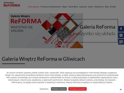 Wyposażenie wnętrz - galeriareforma.pl