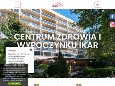 Ikar Centrum - Kołobrzeg hotel