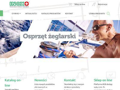 Www.inoxplus.com.pl - wkręty nierdzewne