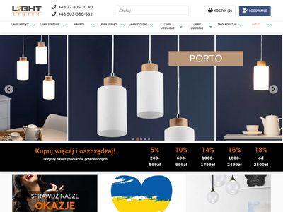 Kinkiety ścienne – LightCenter.pl