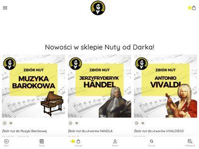 Music Lessons by Darek - nuty dla Ciebie