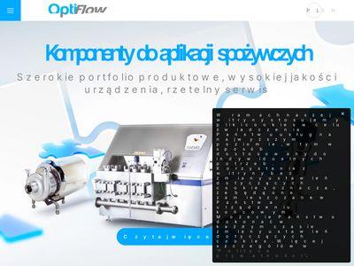 Optiflow - zawory grzybkowe