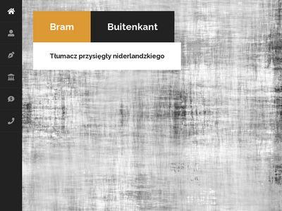 Bram Buitenkant