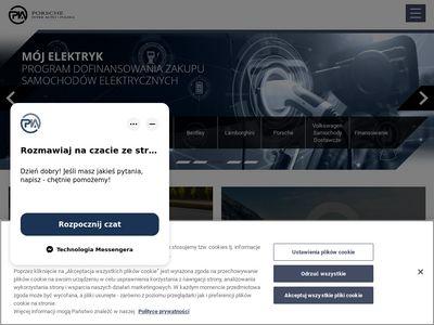 Porscheinterauto.pl - finansowanie skoda