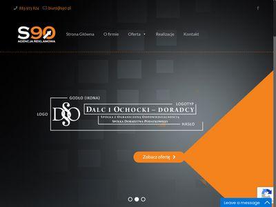 Projektowanie loga - www.projekty-logo.com.pl