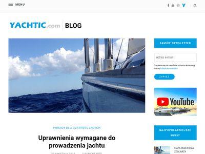 Szkolenia żeglarskie - puntovita.net.pl