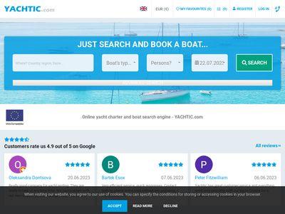 Rejsy-zeglarskie.pl - PuntoVita