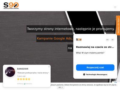 S90.pl - Pozycjonowanie Stron internetowych
