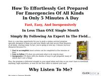 How To Get Prepared In Only 5 Minutes A Day