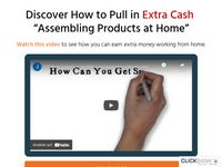 Assemble Products at Home - Over 250 Jobs Available