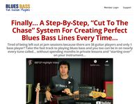 Blues Bass For Guitar Players