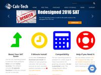 Calc-Tech – SAT Calculator Programs for TI Graphing Calculators