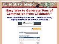 CB Affiliate Magic - Clickbank Affiliate Marketing