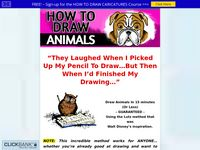 How To Draw Animals – Cartoon Style – Step by Step
