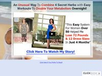 How Women Over 50 Can Lose 20Lbs in 30 Days With The Morning Fat Melter program!