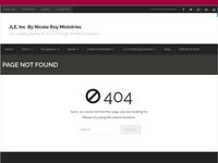 The Wagging Red Rag Pitch Page - Jesus Loves Everybody