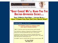 Gout Diet - Gout Treatment - Natural Gout Remedies Cure
