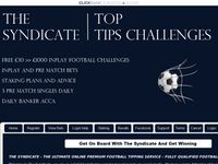 The Syndicate - Pre match bets - ACCAs - Doubles and trebles