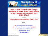 Making Sense of Google Adsense - Become an Adsense Expert