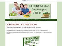 Download Alkaline Recipes E-Book - Alkaline-Recipes.com