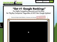 #1 Best SEO Link Building Software - Backlink Beast