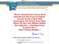 Bake-A-Dog-A-Bone - Step-By-Step Start-up Resources Guide!