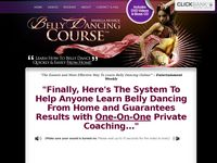 &#9829 BellyDancingCourse™ - The #1 Home Belly Dancing Class With 50 Video Lessons That Guarantees Results! &#9829