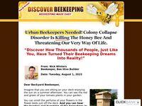 Discover Beekeeping - Beekeeping Made Easy! A Beginner Beekeeping Guide.