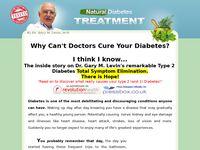DrGarys Diabetes Treatment cure ebook natural health