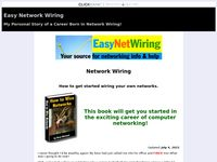 Learn to be a network cable installer