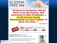 Eczema Free - How to Treat Eczema Easily and Naturally