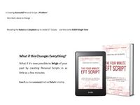 Creating EFT Scripts, Learn How to Create EFT Scripts in MinutesCreating EFT Scripts – How to Create Personal EFT Scripts