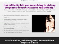 Journey to Trust - Emotional Affair Journey